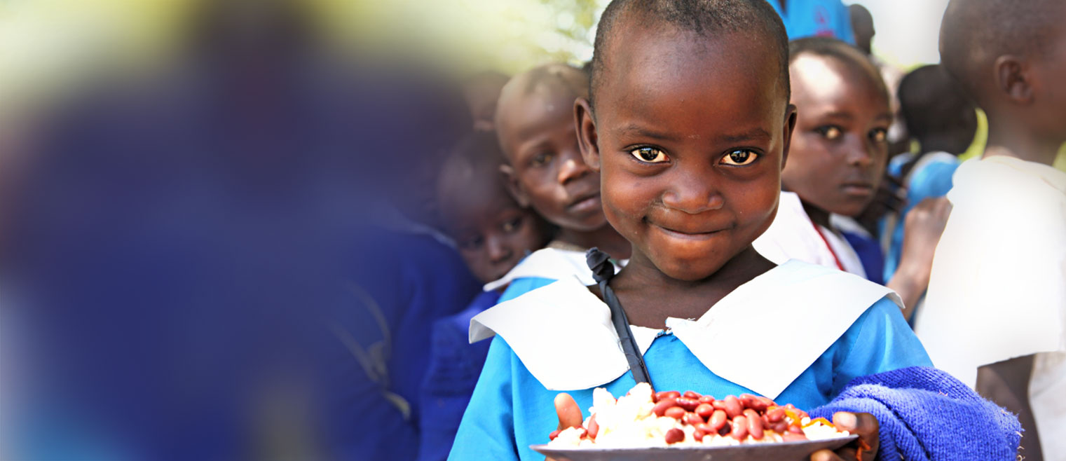 You can provide a life-saving meal for $19 per month